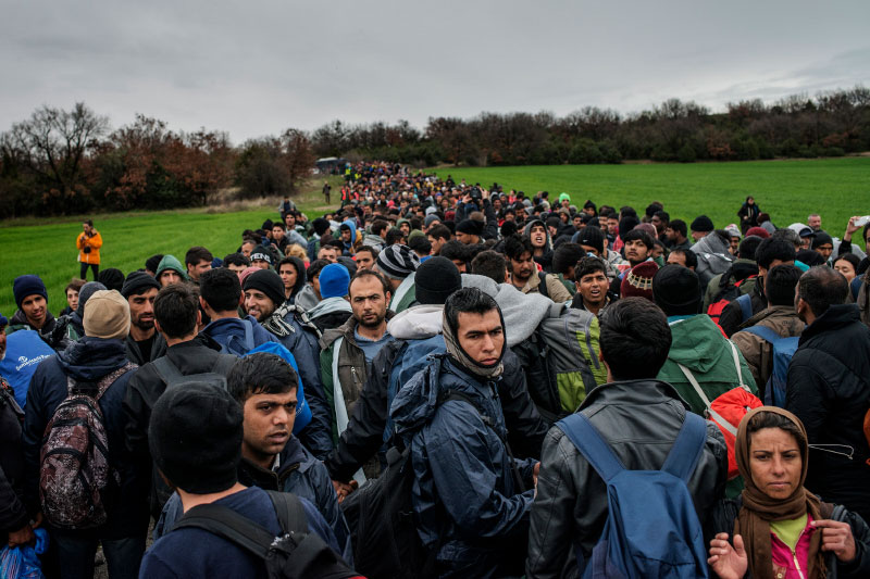 Corridoi umanitari: un modello per l'accoglienza