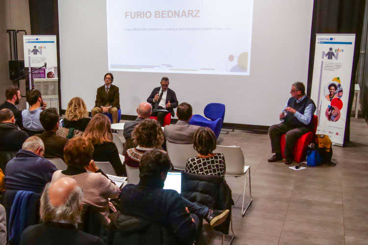 Incontro, confronto e primi risultati delle ricerche del progetto Minplus, al workshop del 16 dicembre a Torino