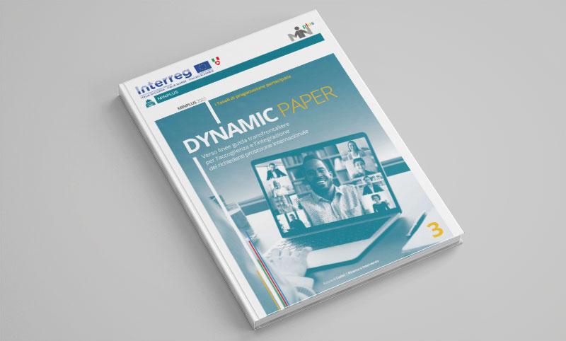 Tavoli di progettazione partecipata, il terzo dynamic paper è online