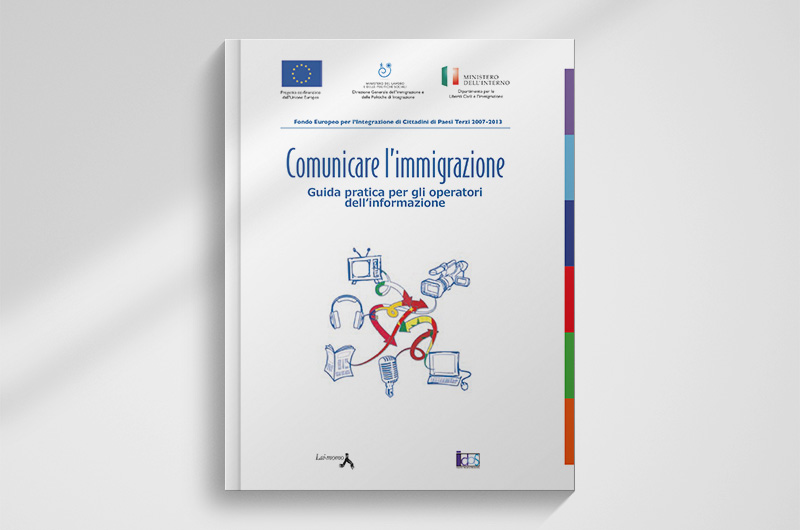 Come si comunica l'immigrazione? Online il manuale per gli addetti all'informazione